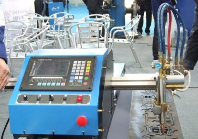 Satışda Gantry Tipi Double Driven CNC Flame Plazma Kesme Makinası