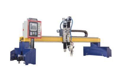 Stokta aşağı qiymətli CNC plazma boru kəsici maşın