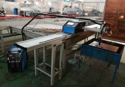 Satış üçün CNC plazma və alov kəsmə maşını portativ kəsici