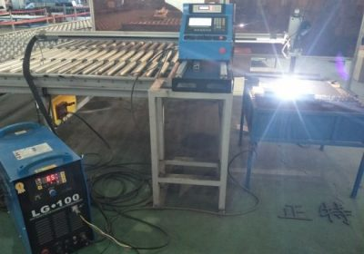 Avtomatik Gantry növü CNC Plazma kəsmə maşını / sac plazma kəsici