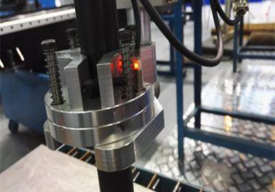 Tez kəsilmiş portativ plazma kəsici 1525 cnc plazma kəsmə maşını