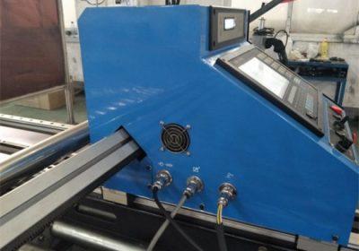 portativ cnc 43A güc plazma kəsici maşın START LCD panel nəzarət sistemi plazma kəsici metal maşın qiyməti