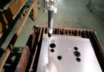 sertifikatlaşdırılmış dayanıqlı cnc alov / plazma kəsmə maşını asanlıqla sabitlikli portativ cnc plazma kəsmə maşınını işlədir