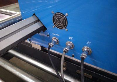 Gantry Tipi CNC Plazma Kesmə Makinası, polad kəsmə maşın plazma kəsici