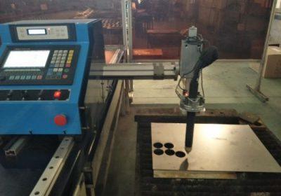 Böyük satış! portativ 6090 mini / gantry CNC plazma kəsici və metal kəsmə maşını Satışda