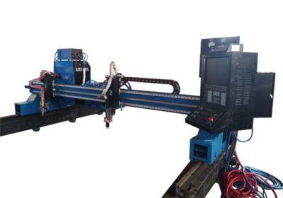 CNC plazma gantry kəsmə maşını