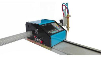 portativ CNC plazma alov kəsmə maşın plazma kəsici JX-1530